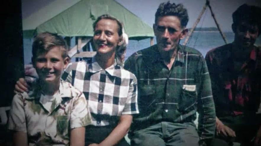 Restall family photo