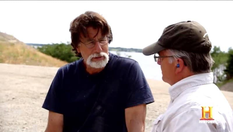 Rick Lagina and Charles Barkhouse on The Curse of Oak Island