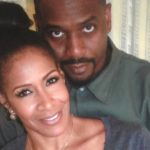 Sheree Whitfield and Tyrone Gilliams