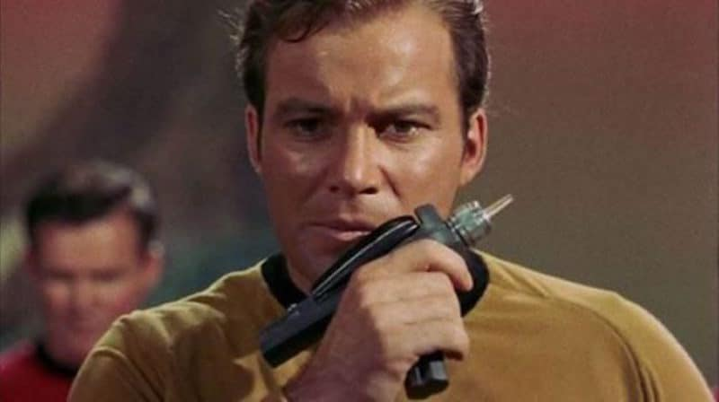 A hand-held version of the Star Trek phaser, which had various different forms
