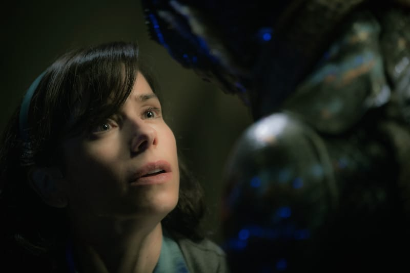 New International Trailer For The Shape of Water is Captivating