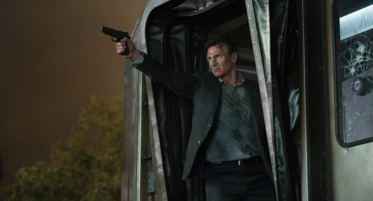 The Commuter movie review: Taken on the after work express
