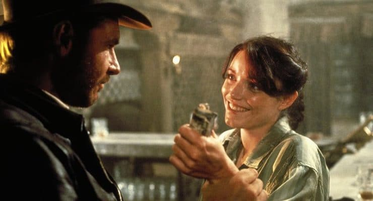 Karen Allen talks Indiana Jones, Scrooged and more classic movies