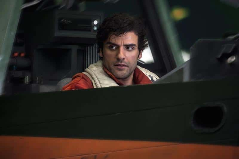 Poe Dameron - Oscar Isaac