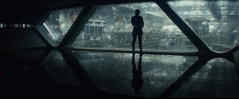 Star Wars: The Last Jedi overlook