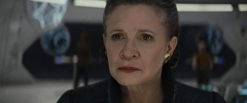 Carrie Fisher - The Last Jedi