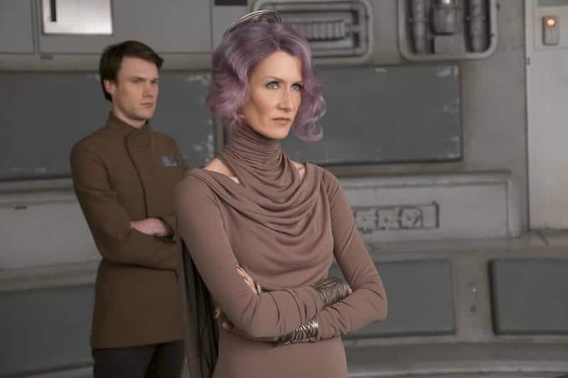 Laura Dern - Admiral Holdo