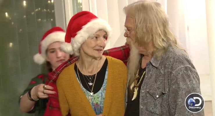 Ami Brown update coming tonight on Alaskan Bush People Christmas special!