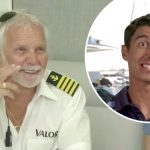 Captain Lee Rosbach and Bruno Duarte on Below Deck