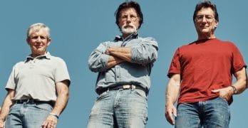 Craig Tester, Rick Lagina and Marty Lagina