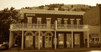 Ghost Adventures and Zak Bagans head to Eureka, Nevada