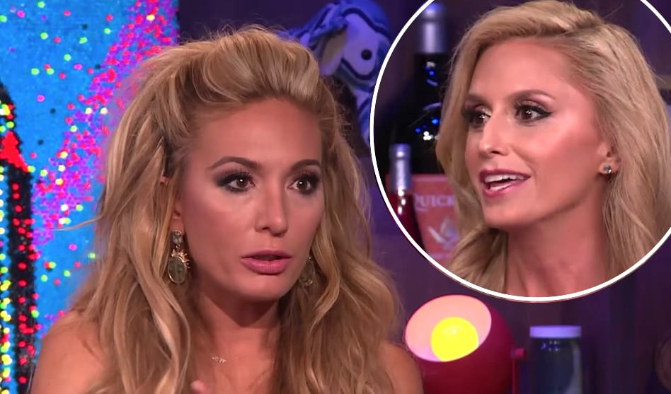 Kate Chastain and Jen Howell on the Below Deck reunion