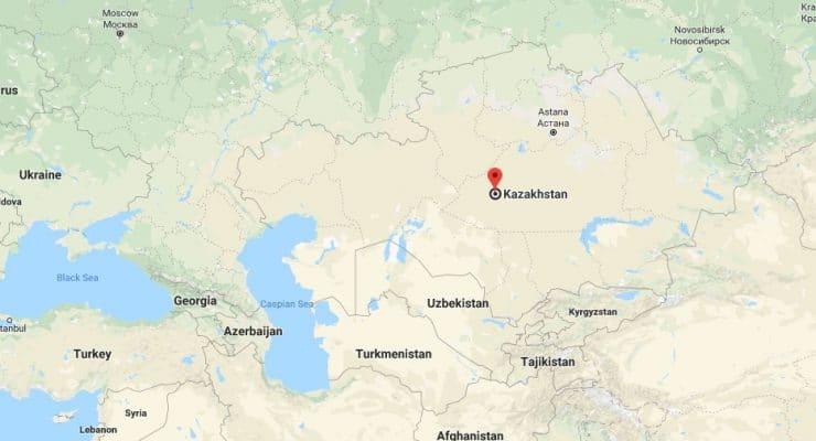 UFO sightings in Kazakhstan on Josh Gates' Destination Truth