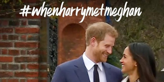 Harry Met Meghan: A Royal Engagement