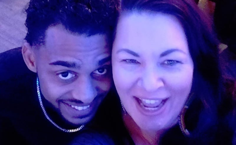 Molly and Luis from 90 Day Fiance