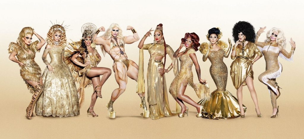 RuPaul's Drag Race All Stars Season 3 cast picture