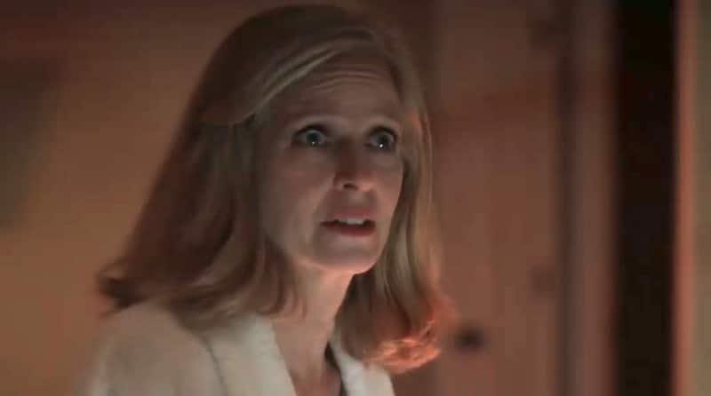 Actress playing Deborah Houchin