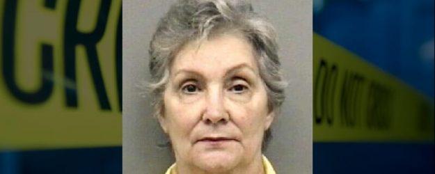 Black Widow Blanche Taylor Moore seen her in 2004