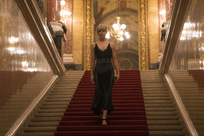 Red Sparrow - Jennifer Lawrence