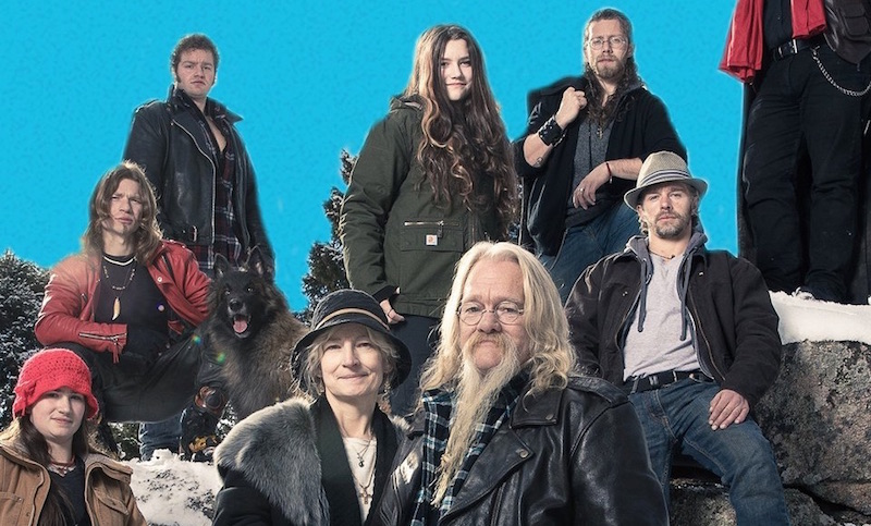 Alaskan Bush People cast