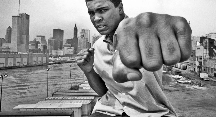 Muhammad Ali's birthday celebrated in HDNet Movies special event