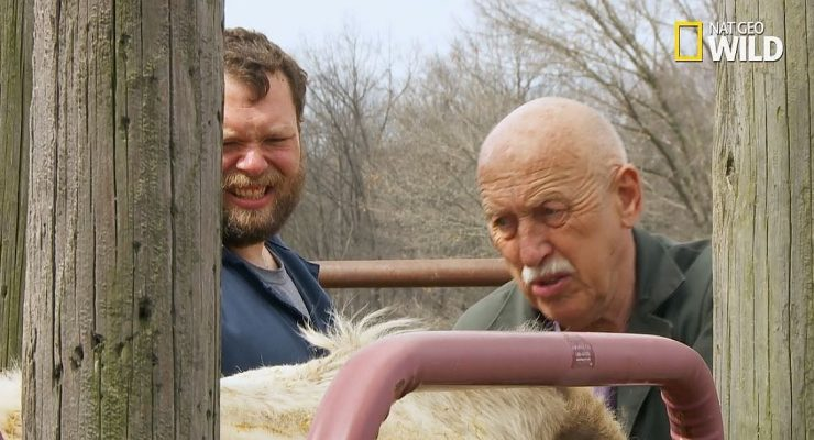 Exclusive: Charles Pol talks The Incredible Dr. Pol: Birth, Wind & Fire episode