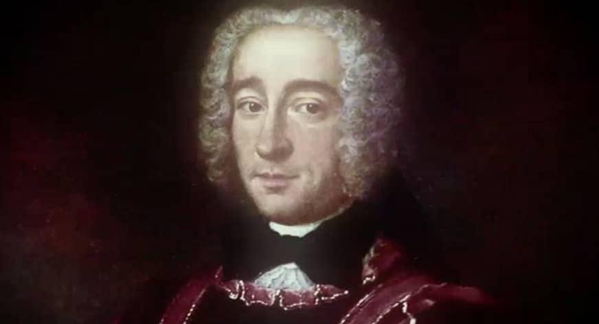 The Duc d'Anville