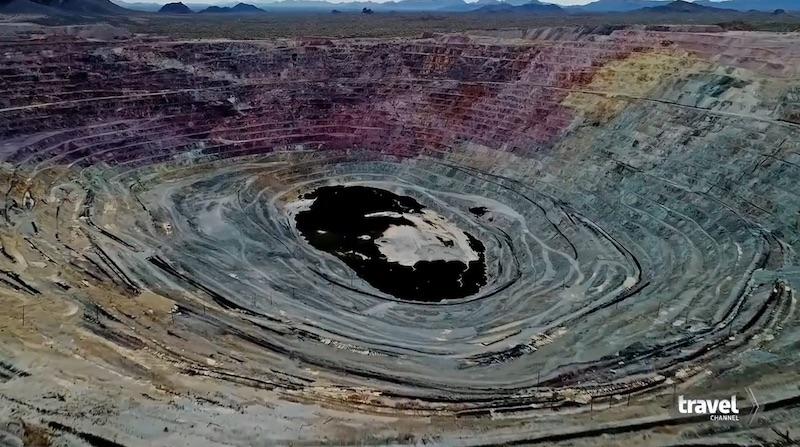 New Cornelia mine