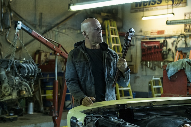 Death Wish - Bruce Willis