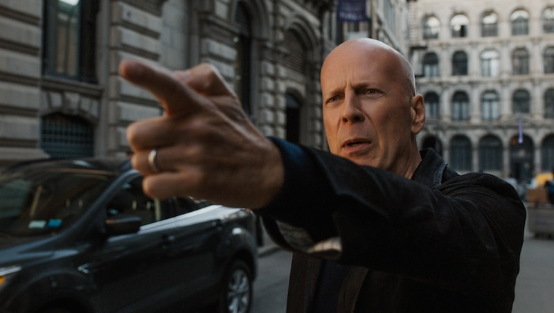 Bruce Willis in Death Wish