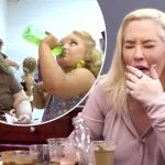 Mama June drinking Go Go Juice and Alana and her on Toddlers & Tiaras