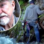 Dakota Fred and son Dustin on Gold Rush: White Water