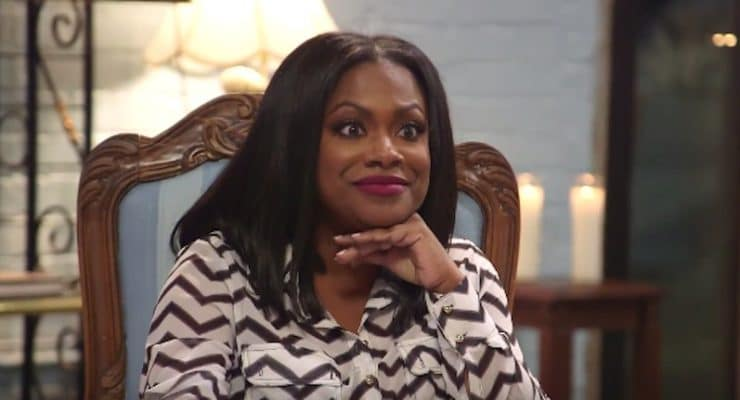 The Real Housewives of Atlanta get reading from psychic medium and it's seriously weird
