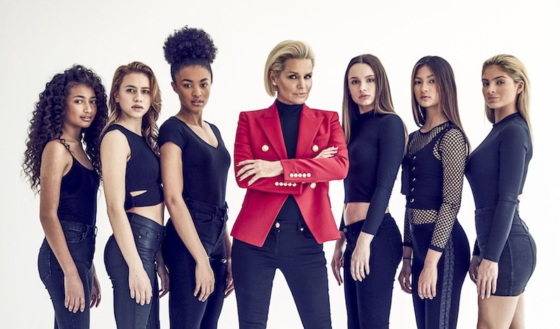 The Making a Model with Yolanda Hadid cast