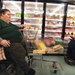 Lee and Rena shopping on My 600-lb Life