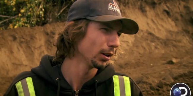 Parker Schnabel on Gold Rush