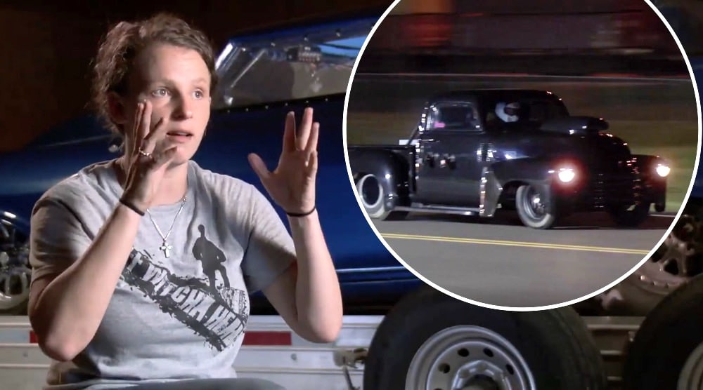 Precious Cooper On Street Outlaws Memphis