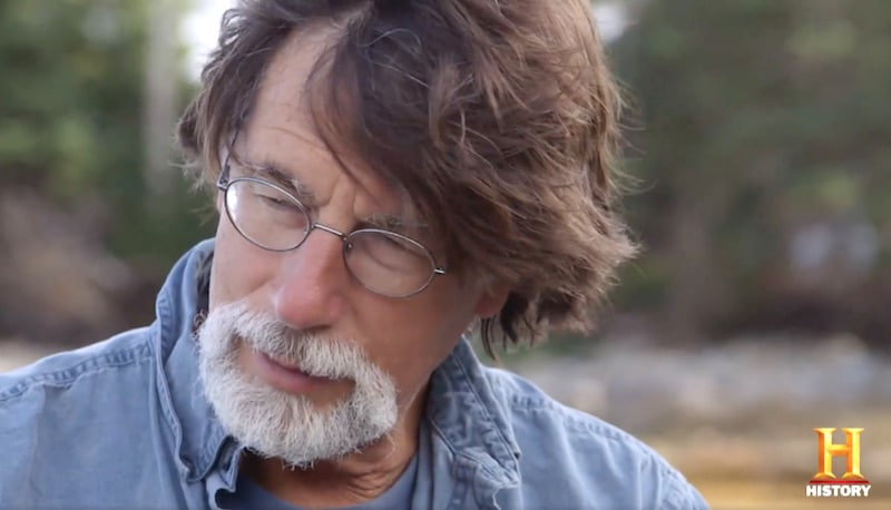 Rick Lagina on The Curse of Oak Island
