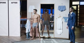 Rounderbum on Shark Tank is underwear that enhances your physique