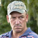 Troy Landry in Swamp People