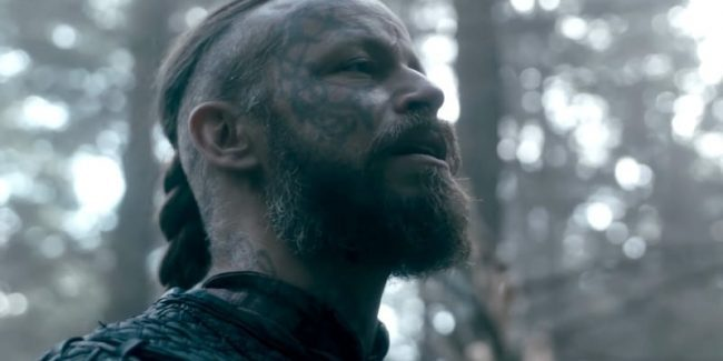 King Harald Finehair on Vikings