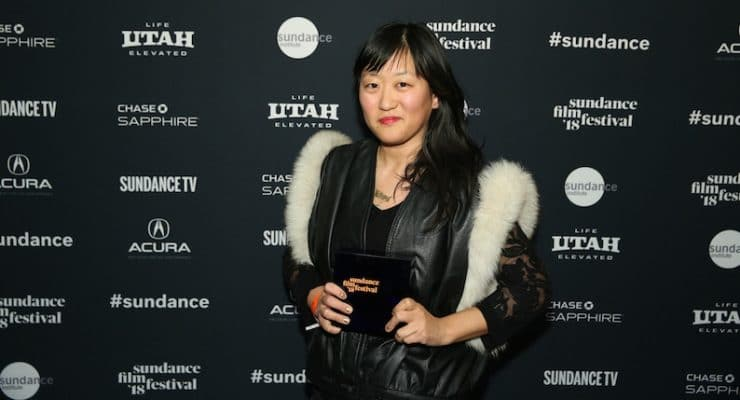 Sundance interview: Nancy writer/director Christina Choe on Andrea Riseborough's process and legendary producer Barbara Broccoli