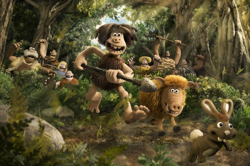 How Early Man got its prehistoric soccer (football) right