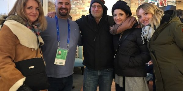 Sundance interview: Bridey Elliott, Abby Elliott, Chris Elliott and Paula Elliott