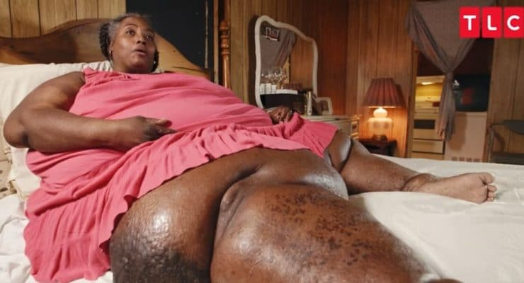 My 600-lb Life's Lisa on weight-loss journey after finding maggots in folds of her skin