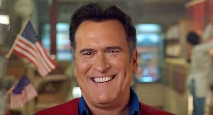 Ash vs Evil Dead exclusive: Bruce Campbell on Season 3 and what it's like making grown men cry