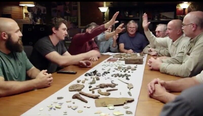 All the finds from The Curse of Oak Island Season 5