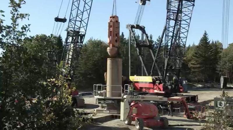 DMT shaft