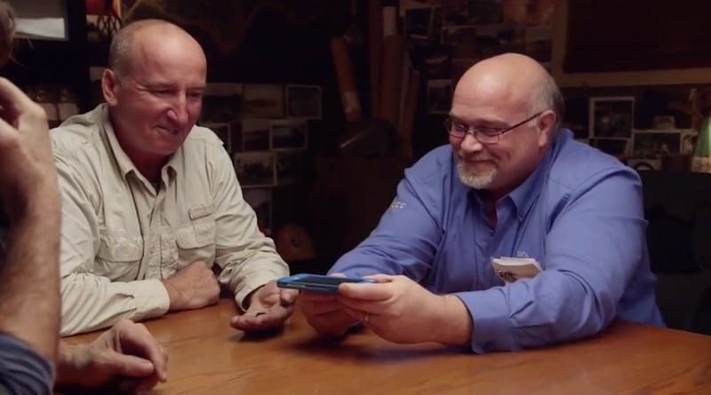 Gary Drayton and Doug Crowell