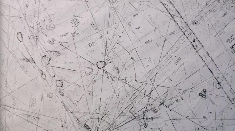 Fred Nolan Oak Island map